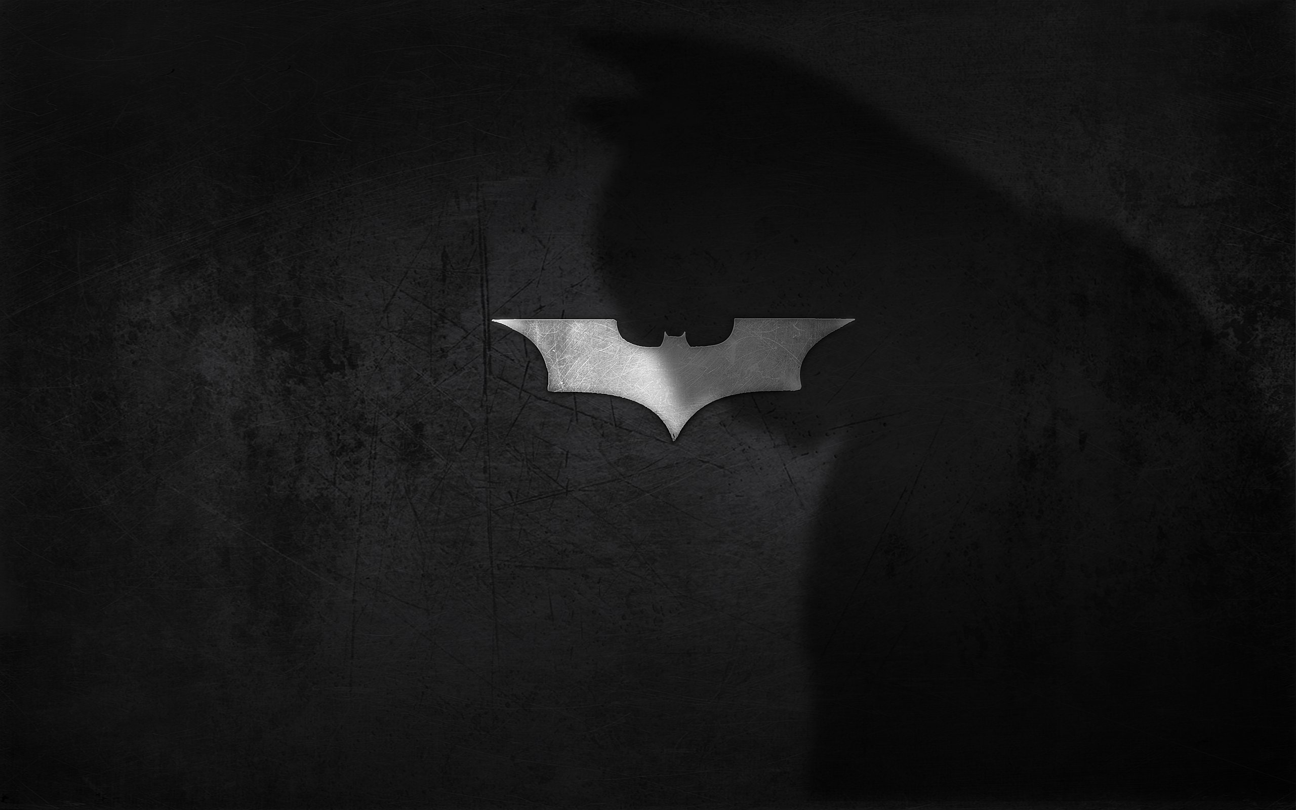Batman the dark knight wallpaper 2560x1600