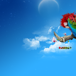 Wallpapers-room_com___The_Parrot_by_termapix_1920x1200