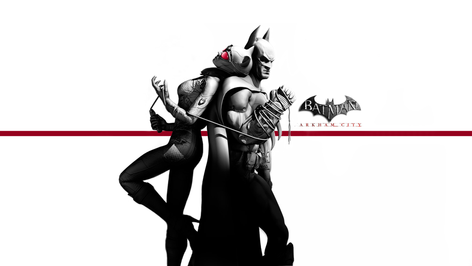 Arkham City HD Wallpaper 013
