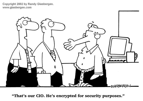 Encryption for CIOs