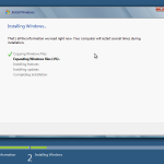 Windows 8 Developer Preview Installation Tour