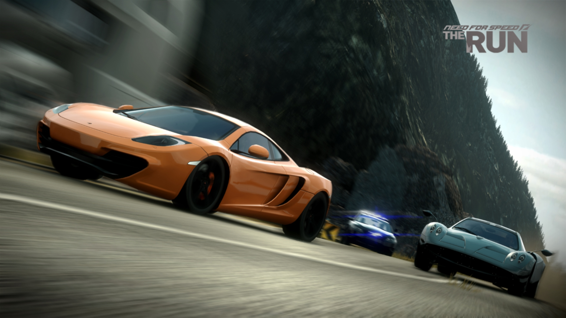 NFS: The Run HD wallpaper 010