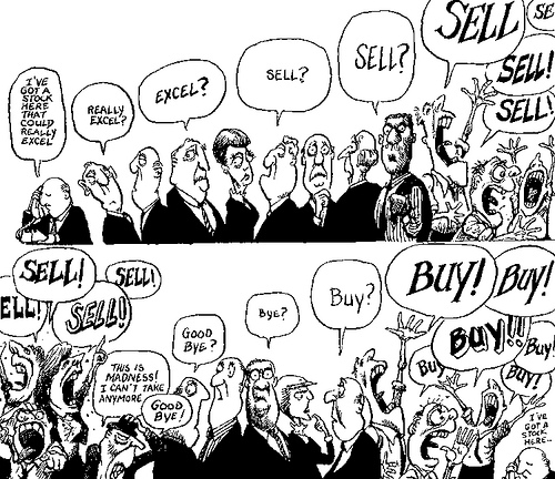 Why Stock Markets Fluctuate