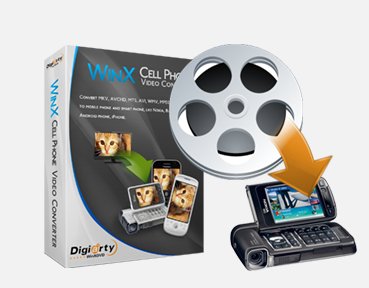 Logo WinX Cell Phone Video Converter