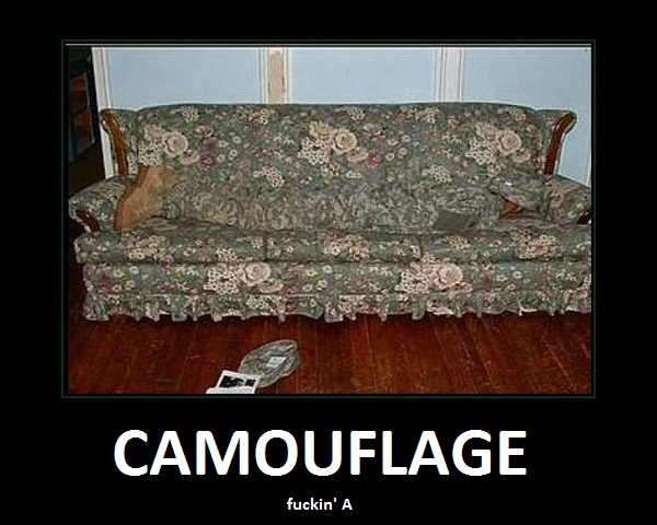 Cool Camouflage