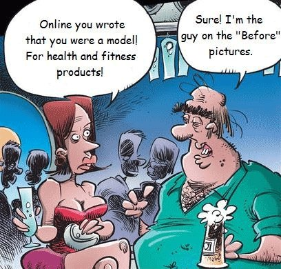 Online Dating Reality