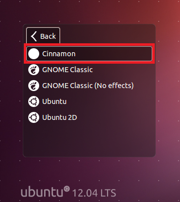 How To Install Cinnamon Desktop In Ubuntu 12.04 LTS 'Precise Pangolin'