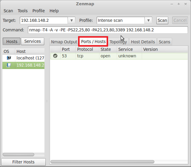 Zenmap: Nmap Made Easy For Linux Mint / Ubuntu Users