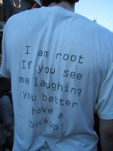 Respect the root : funny