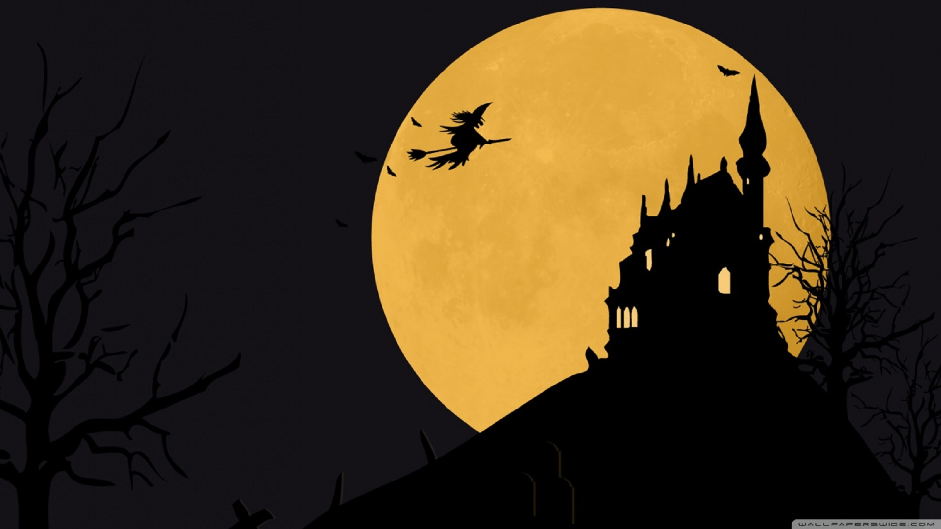stunning hd wallpapers for your desktop 56 happy halloween edition - Desktop Wallpaper Halloween