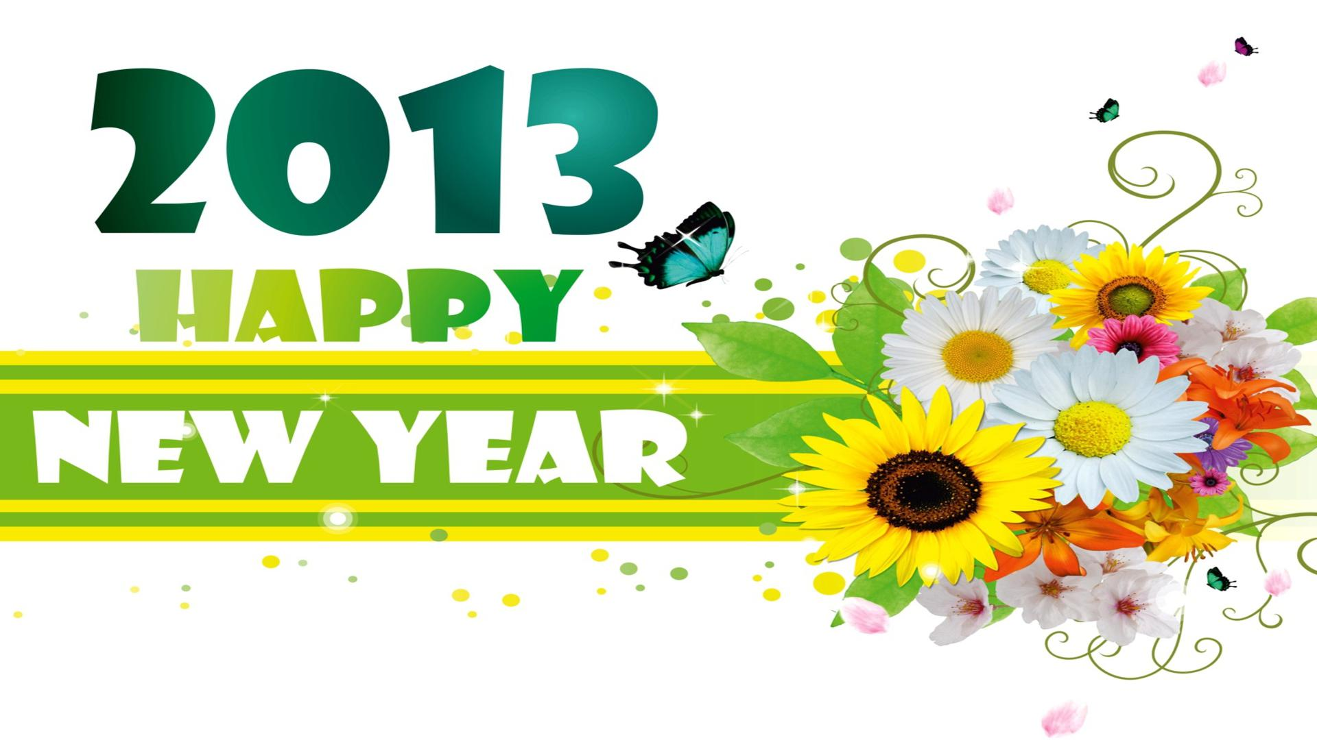 Happy New Year Graphics and Gif Animation for Facebook
