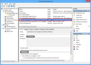 How To Lower Priority Of A Resource Consuming Service In Windows 8