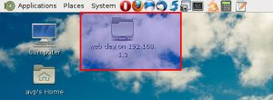 Shared Windows folders mounted on Linux desktop