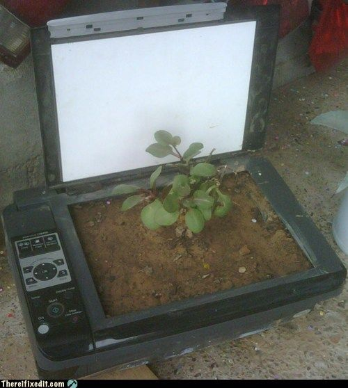Green technology : funny