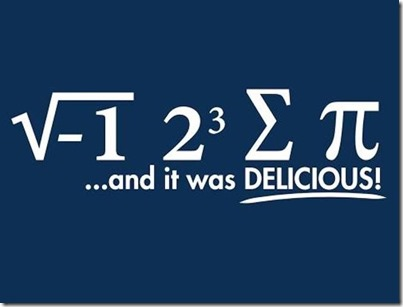 Geeks and pies : Funny