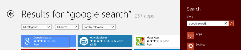 gsearch0