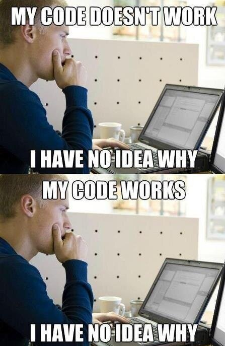 coder's dilemma