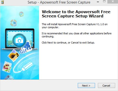 installing desktop version of screenshot.net in Windows