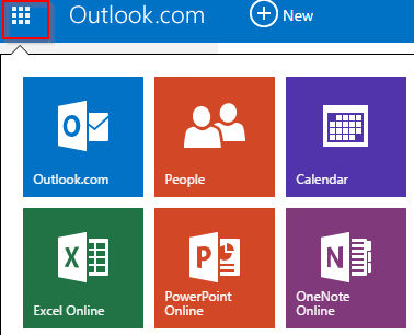 accessing People settings from Outlook.com