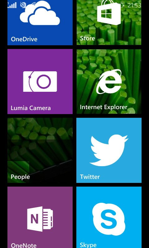 Skype app for Windows Phone