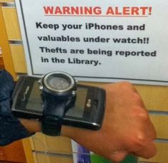 smartphone security : funny