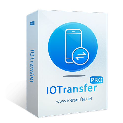 iotransfer product box