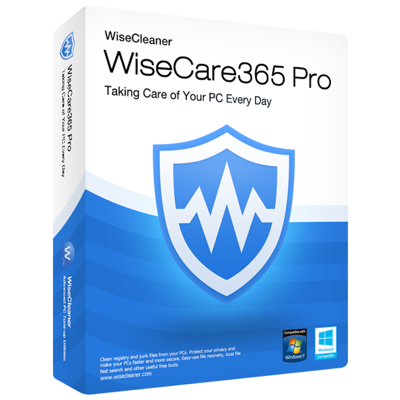 wise care 365 product logo