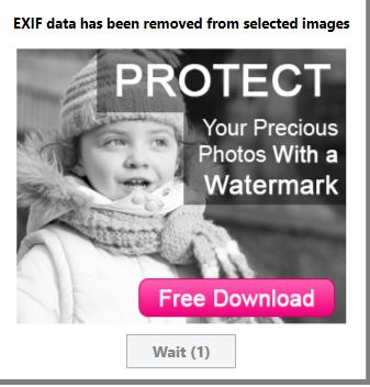 exif data removed