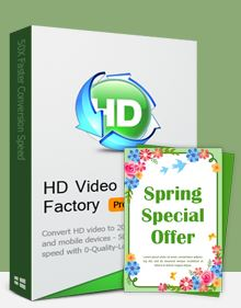 HD Video Converter Factory Pro product box