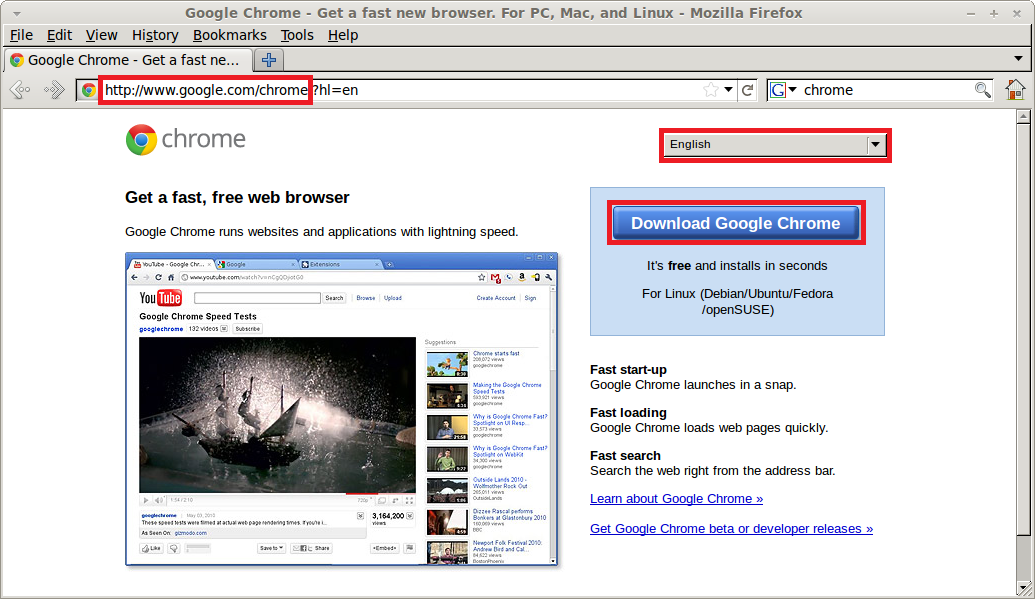 How To Install And Use Google Chrome Browser In Linux Mint