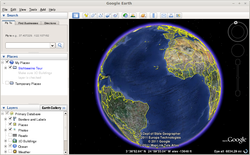 How to Share Google Earth Tours: 5 Steps (with Pictures ...