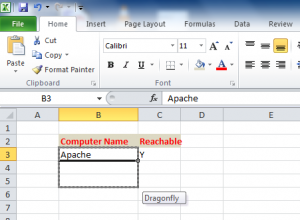 using custom lists in excel 2010