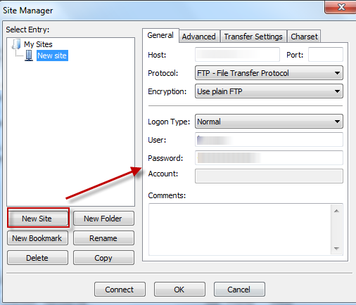 How To Connect To Multiple FTP Servers Using Filezilla - I Have A PC