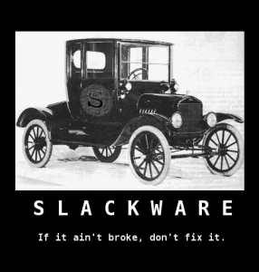 Linux distros explained - slackware