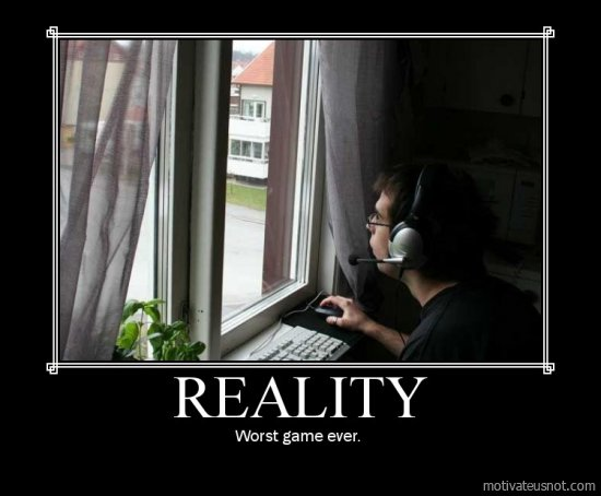 Reality : The Most Boring Game Ever | I Have A PC
