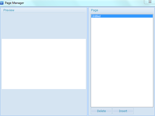 how to delete page in business manager