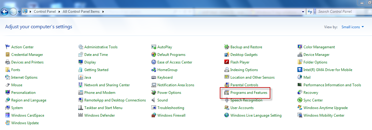 How To View And Remove Installed Updates In Windows 7 - I