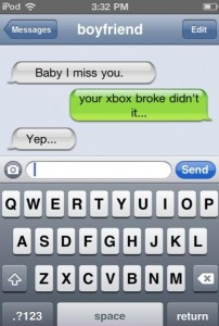 Gaming Geek Boyfriend