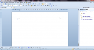 KingSoft Write 2012