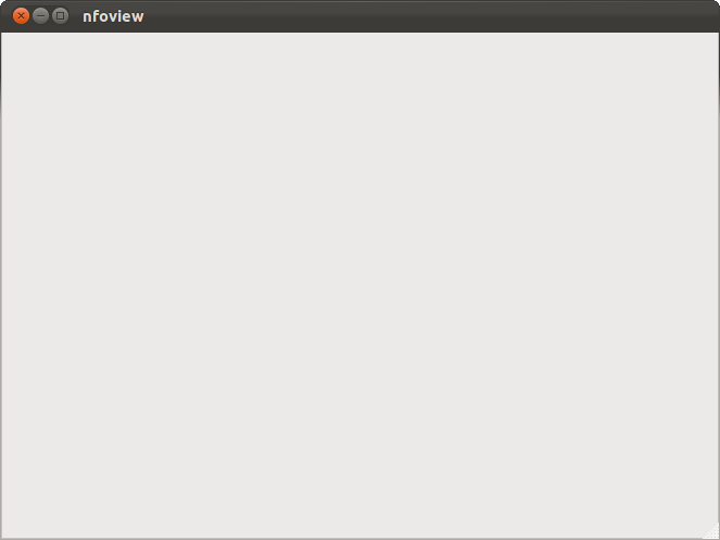 How To Install And Use NFO Viewer In Ubuntu 11 10 Oneiric Ocelot - I