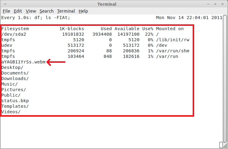 How To Monitor File System Changes In Linux In Real Time - I