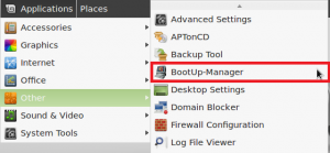 How To Control Services Starting At Boot-Up In Linux Mint / Ubuntu