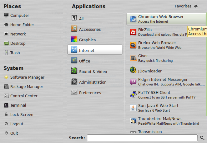 How To Install Chromium Web Browser In Linux Mint / Ubuntu