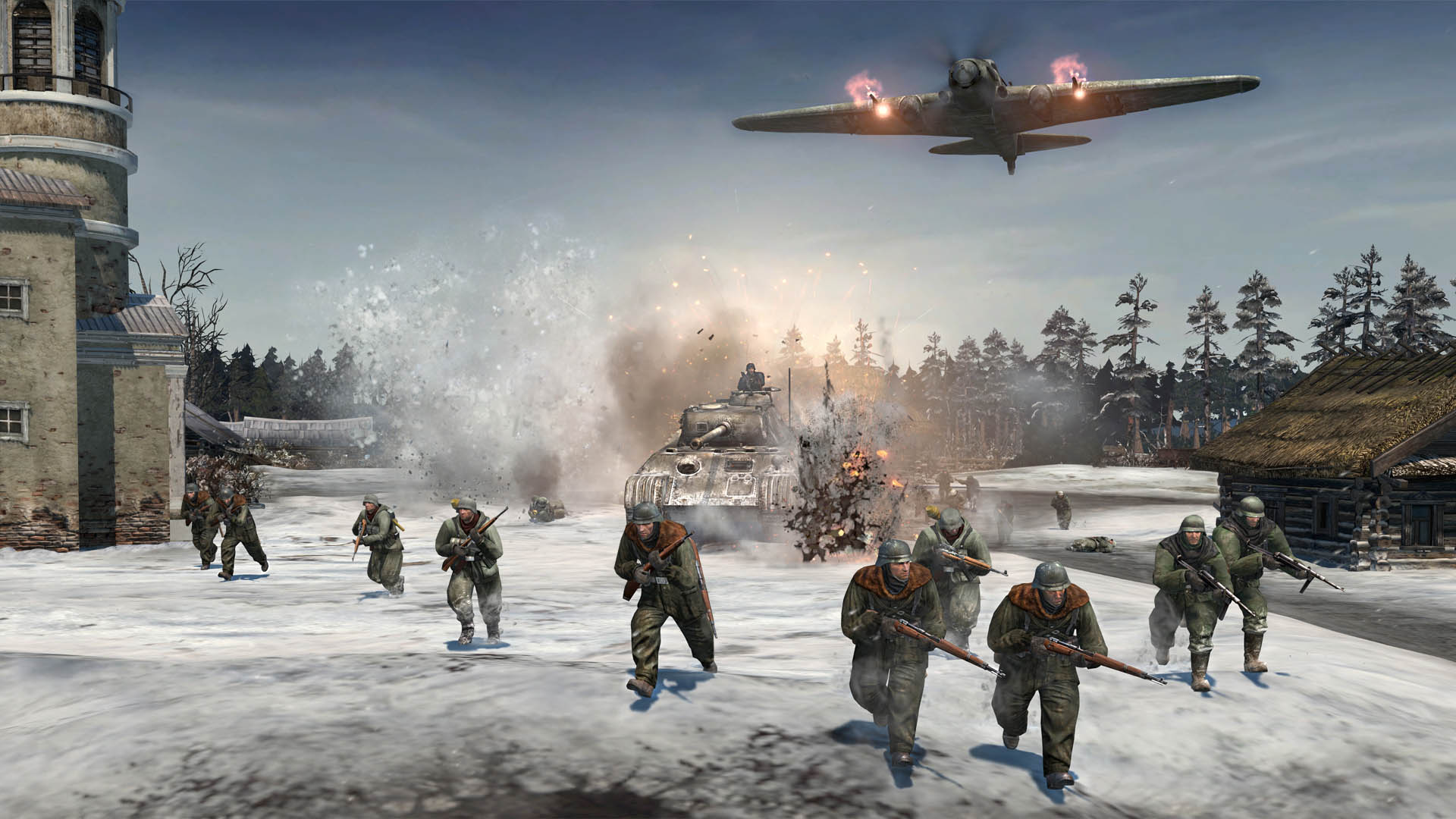 Company of heroes 2 hd wallpapers i have a pc for The wallpaper company