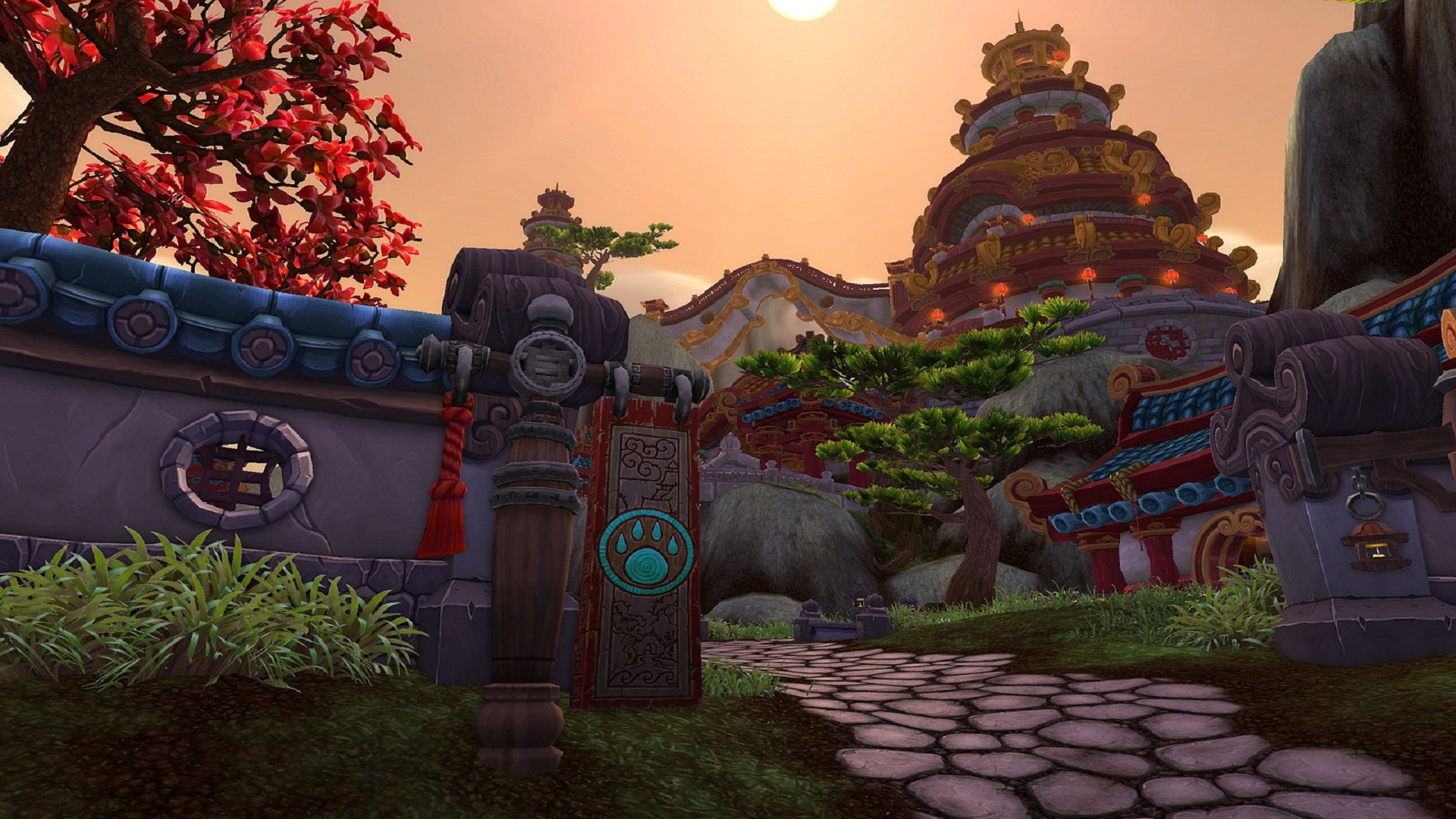 World of Warcraft: Mists of Pandaria HD Wallpapers | I ...