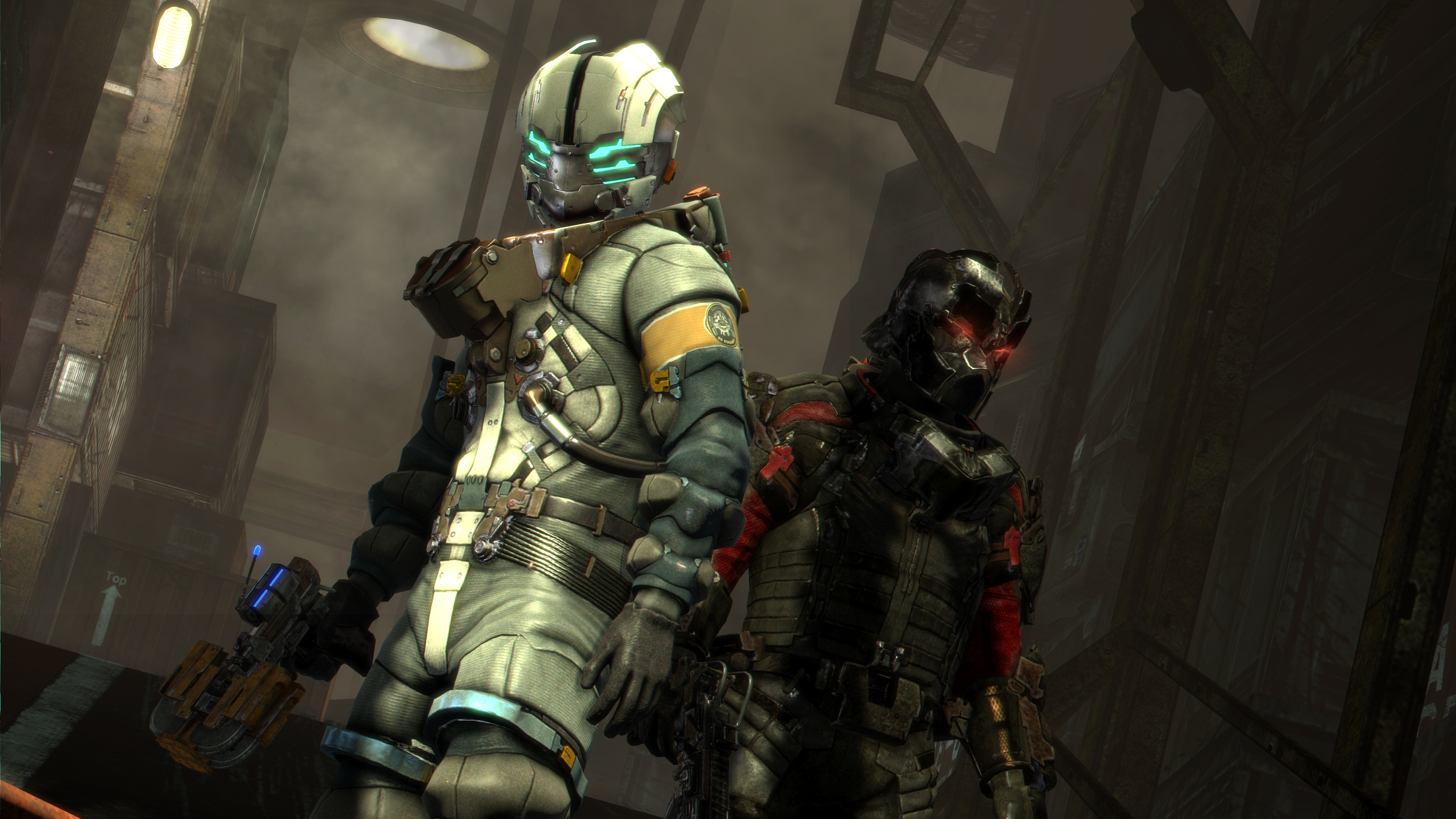 dead space 3 hd wallpapers i have a pc. Black Bedroom Furniture Sets. Home Design Ideas
