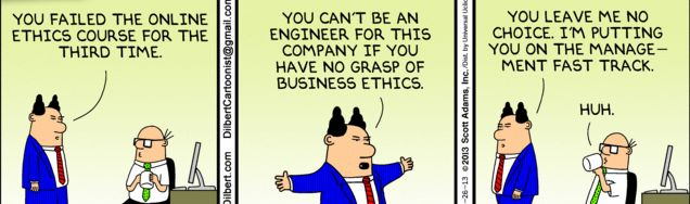 when engineers fail ethics course   funny