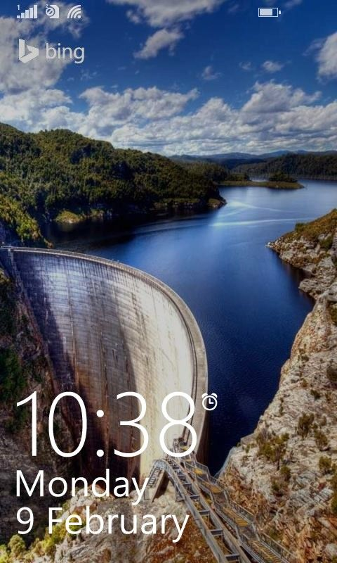 Set Bing Images As Lock Screen In Windows Phone I Have A Pc