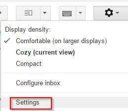how to mark all emails as read on gmail