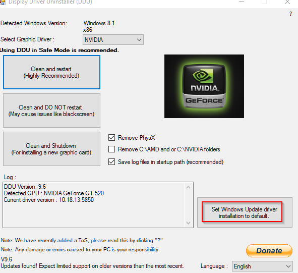 How to completely uninstall graphics drivers and install new ones